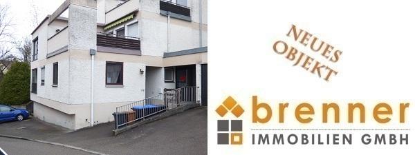 Neu im Verkauf: Wohnung mit Gewerbefläche in Heidenheim / Brenz