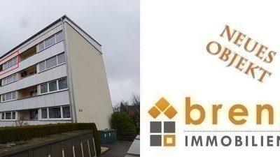 """Neu im Verkauf: Renovierungsbedürftige 3-Zimmer – Wohnung mit Garage im """"Hoffeld"""", 91550 Dinkelsbühl"""
