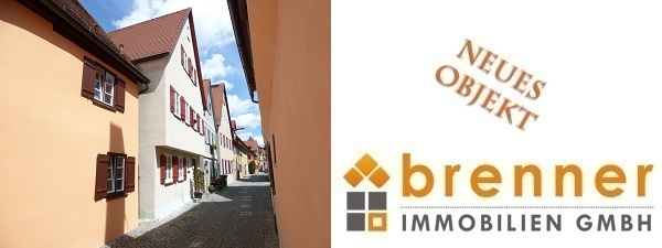 Neu im Verkauf: Einfamilienhaus in Dinkelsbühl / Altstadt