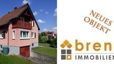 Neu im Verkauf: Einfamilienhaus mit viel Potential in 91602 Dürrwangen