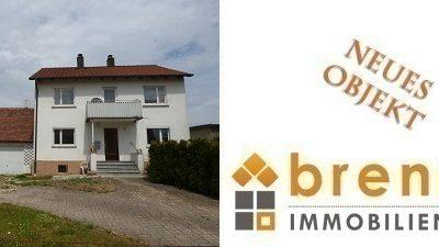 Neu im Verkauf: Interessantes Ein- / Zweifamilienhaus ( renovierungsbedürftig ) in 91602 Dürrwangen – Halsbach