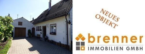 Neu im Verkauf: Ein- / Zweifamilienhaus in Wört