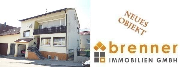 Neu im Verkauf: Renovierungsbedürftiges Einfamilienhaus in 73497 Tannhausen / Ostalbkreis
