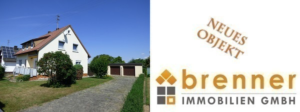 Neu im Verkauf: Gepflegtes Ein-/Zweifamilienhaus mit 4 Garagen in 73497 Tannhausen / Ostalbkreis
