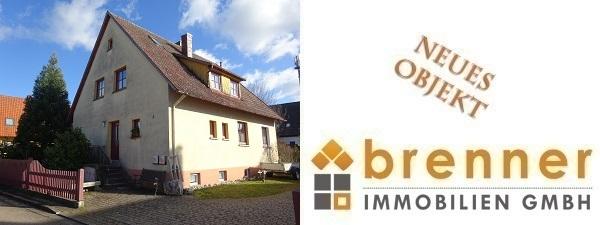 Einfamilienhaus / Zweifamilienhaus in 91634 Wilburgstetten zu verkaufen