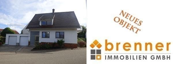 Neu im Verkauf: Kleines Einfamilienhaus in Wilburgstetten – OT