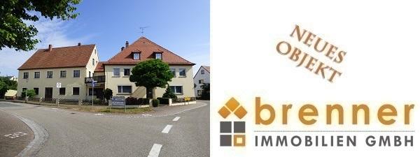 Neu im Verkauf: (Kern-) Sanierungsbedürftiges Gebäudeensemble in der Ortsmitte von 91580 Petersaurach – Großhaslach