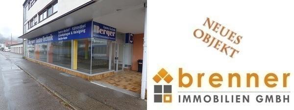 Neu im Verkauf: Gewerbe / Ladenlokal in Königsbronn