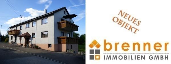Neu im Verkauf: Doppelhaus mit 3 Wohneinheiten in Ellenberg