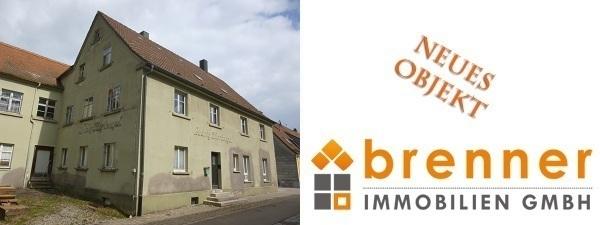 Neu im Verkauf: Wohnhaus in 91626 Schopfloch
