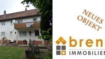 Neu im Verkauf: Zweifamilienhaus für Handwerker in 91626 Schopfloch – Ortsteil