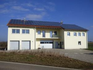 Wohn- und Geschäftshaus Wittelshofen