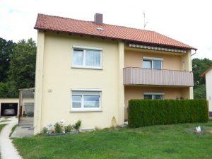 Wohnhaus Wilburgstetten Greiselbach