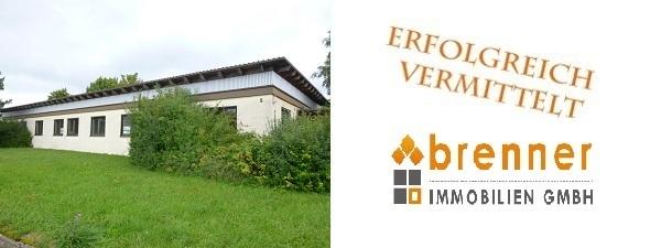 Erfolgreich verkauft: Gewerbeobjekt für Büro / Praxis in Dinkelsbühl