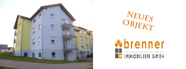 Neues Objekt: Seniorenwohnung in Fichtenau