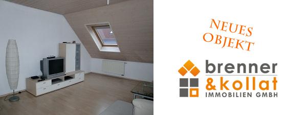 Neues Kaufobjekt: 3,5 Zimmer – Maisonette – Wohnung in Bopfingen