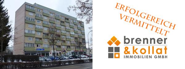 Erfolgreich vermittelt: Barrierefreie Eigentumswohnung in Ansbach