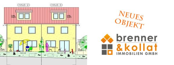 Neues Verkaufsobjekt: Doppelhaus in Aalen – Fachsenfeld