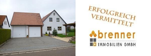 Erfolgreich verkauft: Einfamilienhaus in Illenschwang