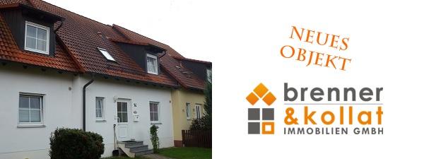 Neues Mietobjekt: Neuwertiges Reihenmittelhaus in 91555 Feuchtwangen