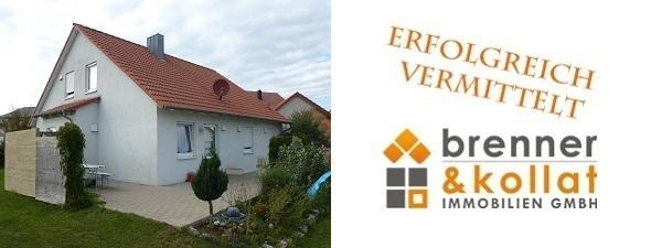 Erfolgreich vermittelt: Einfamilienhaus in Tannhausen