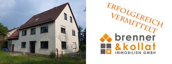 Erfolgreich vermittelt: Heimwerker gesucht – Haus in Dinkelsbühl – Waldeck