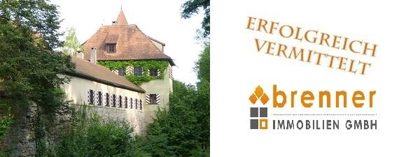 Erfolgreich vermietet: Historisches Gebäude / Wohnen und Arbeiten unter einem Dach