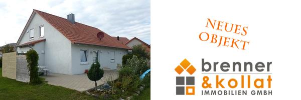 Neues Objekt: Wohnen im Neubaugebiet in 73497 Tannhausen