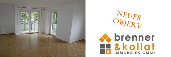Neues Mietobjekt: Hochwertige 2-Zimmer – Wohnung mit Tiefgarage in 91550 Dinkelsbühl