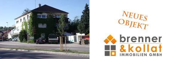 Neues Objekt: Wohn- und Geschäftshaus in 91522 Ansbach