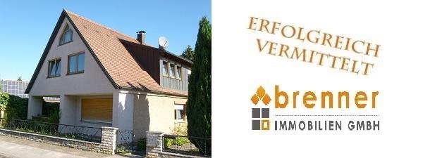 Erfolgreich verkauft: 2-Familienhaus in Dürrwangen