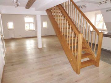 Maisonette-Wohnung für junge Paare oder Selbstständige / ab sofort zu vermieten, 91550 Dinkelsbühl, Maisonettewohnung