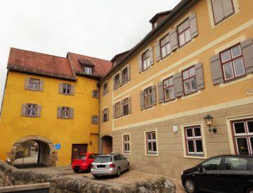 2- Zimmer- Wohnung für Paare oder Singles vor den Toren der Altstadt, 91550 Dinkelsbühl, Etagenwohnung