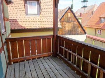 *Gemütliche 3,5-Zimmer Wohnung in der Altstadt mit Balkon*, 91550 Dinkelsbühl, Etagenwohnung
