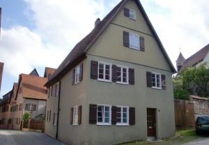 Dinkelsbühl Altstadt - Teilsaniert