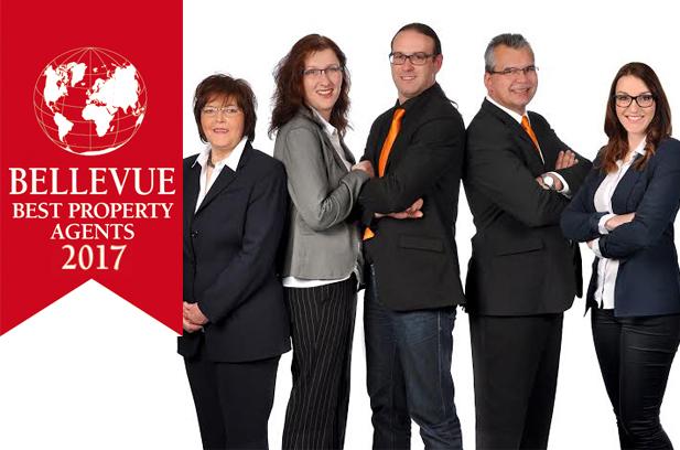 Das Team der brenner IMMOBILIEN GmbH