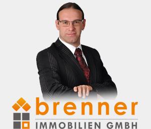 Tobias Brenner, Geschäftsführer, brenner IMMOBILIEN GmbH, 91550 Dinkelsbühl